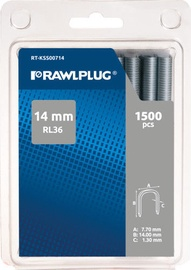 Rawlplug Staples RL36 14mm