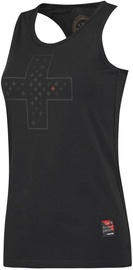 Thorn Fit Lady Tank Top Cross Black S