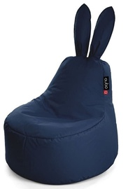 Кресло-мешок Qubo Baby Rabbit Fit Dark Blueberry Pop