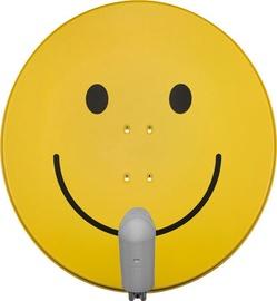 TechniSat TV Sat Satman 850 Plus UnySat Quatro-Swith LNB Smiley