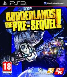 Borderlands Pre-Sequel PS3