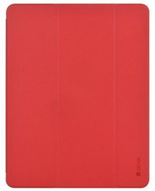 Devia Leather V2 Tablet Case for Apple iPad Pro 12.9 2018 Red