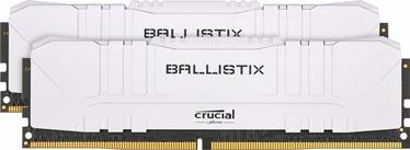 Operatiivmälu (RAM) Crucial Ballistix White BL2K8G30C15U4W DDR4 16 GB