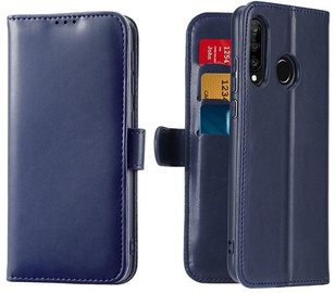 Dux Ducis Kado Bookcase For Huawei P30 Lite Blue