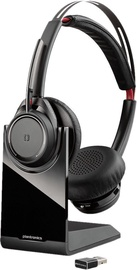 Plantronics Voyager Focus UC Microsoft Bluetooth Headset Black