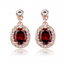 Vincento Earrings With Swarovski Elements CE-1013