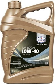 Eurol TurboCat 10W-40 Semi-Synthetic Motor Oil 5l