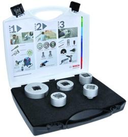 Bosch 2608599037 X-Lock Ceramic Dry Speed Diamond Drill Bit Set 5pcs