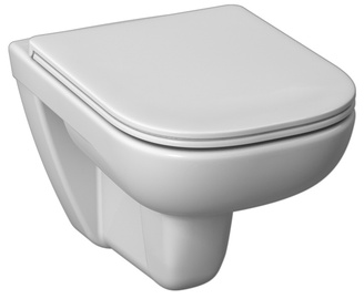 Seinapealne WC-pott Jika Deep H8206100000001, 360x510 mm