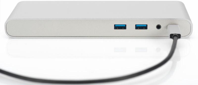 Digitus Universal Docking Station USB Type-C DA-70864