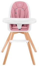 Kinderkraft Tixi High Chair Pink