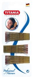 Titania Hair Clips Golden 30pcs