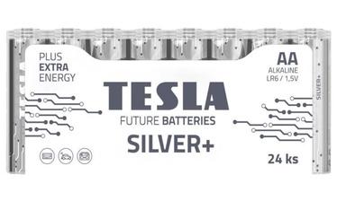 Tesla Silver Plus LR06/AA 24pcs