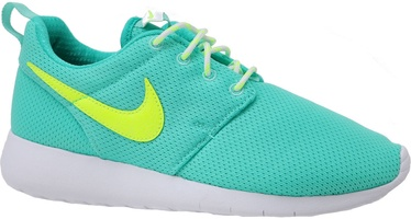 Nike Running Shoes Roshe One Gs 599729-302 Turquoise 38.5