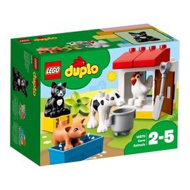 Konstruktor Lego Duplo Farm Animals 10870