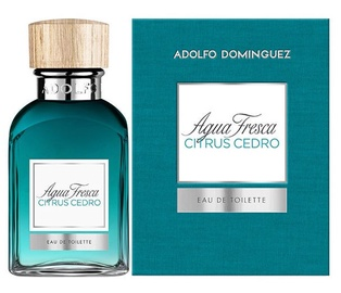 Adolfo Dominguez Agua Fresca Citrus Cedro 120ml EDT