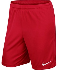 Nike Men's Shorts Park II Knit NB 725887 657 Red 2XL