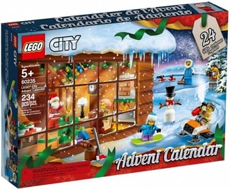 KONSTRUKTOR LEGO CITY ADVEND KALEN 60235