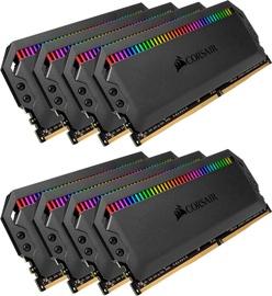 Corsair Dominator Platinum RGB 128GB 3800MHz CL19 DDR4 KIT OF 8 CMT128GX4M8X3800C19