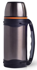 Fissman Vacuum Bottle 1800ml Brown