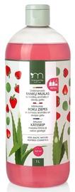 MARGARITA Увлажняющее мыло для рук с ароматом клубники и гелем алоэ вера REFILL 1L