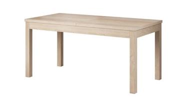 Обеденный стол WIPMEB Anton, дубовый, 1600 - 2000x800x760мм
