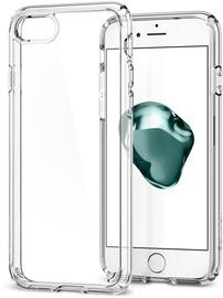 Spigen Ultra Hybrid 2 Back Case For Apple iPhone 7/8 Transparent