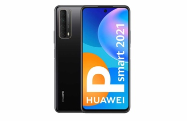 Nutitelefon Huawei P Smart 2021 black