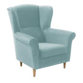 Idzczak Meble Loft 1 Armchair Light Blue