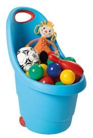Keter Kiddies Go Trolley Blue
