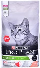 Purina Pro Plan Sterilised OPTISenses Adult Salmon 10kg