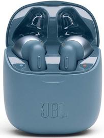 Kõrvaklapid JBL Tune 220TWS Blue, juhtmevabad