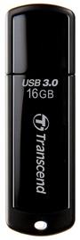USB флеш-накопитель Transcend JetFlash 700 Black, USB 3.0, 16 GB