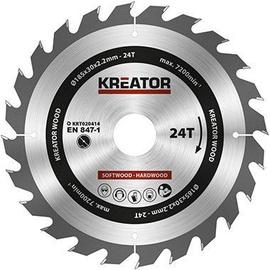 Kreator Sawblade 185x30x2.2mm 24T