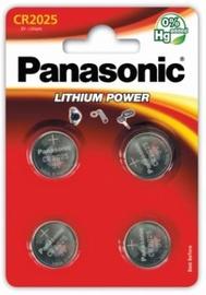 Patarei Panasonic Lithium CR2025/4B 4tk