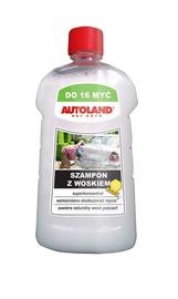 Vahaga autošampoon Autoland, 600 ml