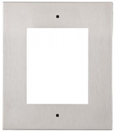 2N Frame For Installation In To The Wall 1 Module 9155011 Nickel