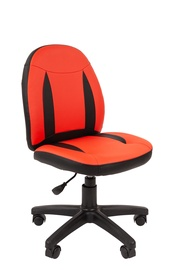 Chairman Kids 122 Chair Red/Black