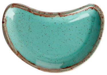 Porland Seasons Serving Plate 11cm Turquoise