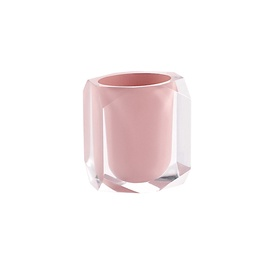 Gedy Toothbrush Holder Chanelle CH98-10 Pink