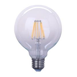 LAMP LED G95 6W E27 830 FL 580LM 15KH