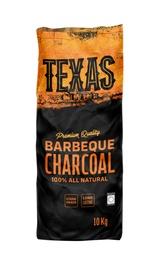 Lehtpuu süsi Texas Club 10 kg suured tükid