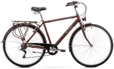 """Jalgratas Romet Grom 6S 21L28677, pruun, 20"""", 28"""""""
