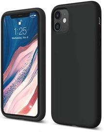Mocco Liquid Silicone Soft Back Case Apple iPhone 12 Pro Max Black
