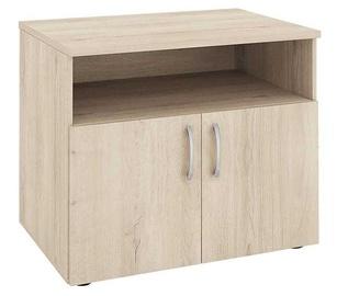 DaVita Alfa 64.45 Office Cabinet Kronberg Oak