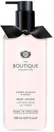 The English Bathing Company Boutique Body Lotion 500ml Cherry Blossom & Peony