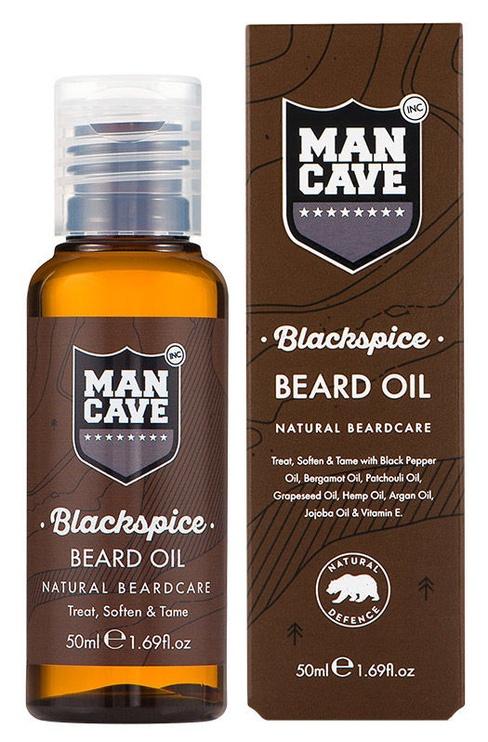 Mancave Blackspice Beard Oil 50ml