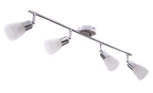 Verners Spotlight SIMPLE 5038-4A/CH Chrome