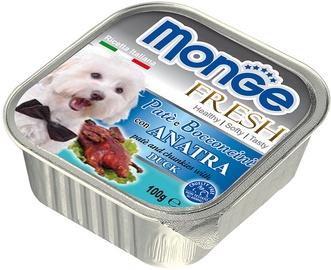 Monge Fresh Chunkies With Duck 100g