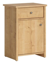 Black Red White Porto IV Drawer Oak
